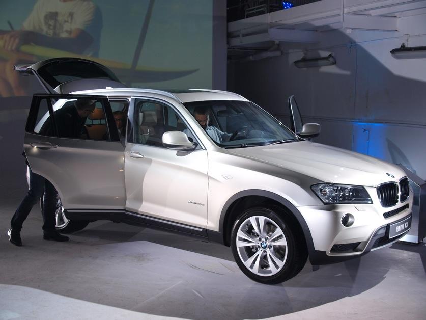 BMW X3 & SOW